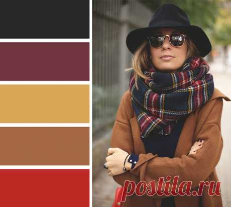 15 most fashionable sets of caps and scarfs for cold weather. Successful color schemes for a perfect image! - It is useful to Know