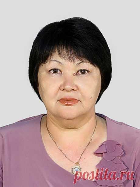 Багитжан Альденова