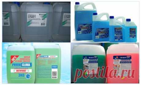 Что залить в систему отопления частного дома, воду или антифриз