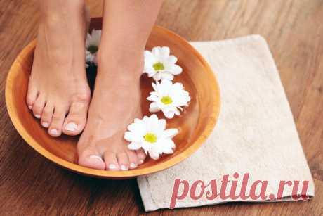 Ванночки для ног - как эффективно снять усталость?