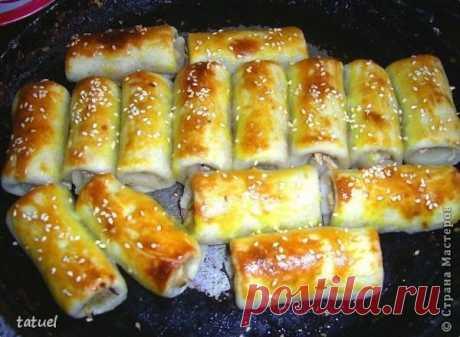 """Snack """"гость on пороге"""" - tasty and simply - Simple recipes of Овкусе.ру"""