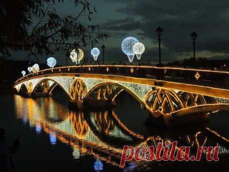 Интересная Москва. Шикарный мост