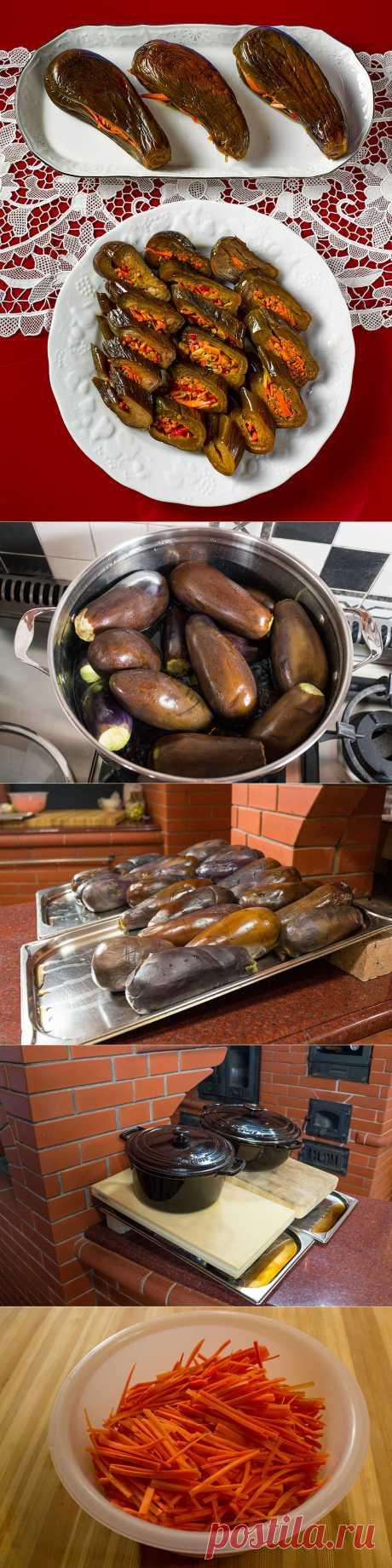 Marinated eggplants from Stalik.