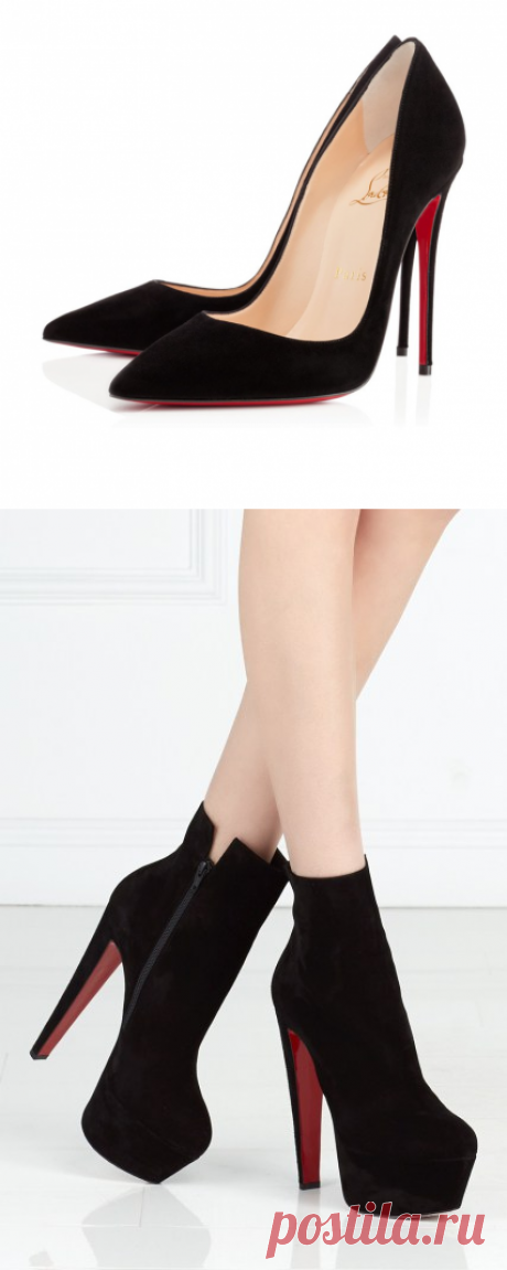 #ЧтоТакоеЛабутены – cult shoes with a red sole of creative girls\u000d\u000aThis footwear is considered classics long ago and Prada or Dior can compete with famous brands. Labutena have a set of the features which are favourably distinguishing branded footwear from low-quality fakes of small producers.