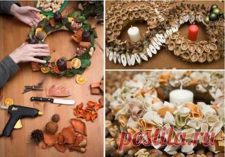 Украшаем дом к Новому году своими руками - Babyblog.ru