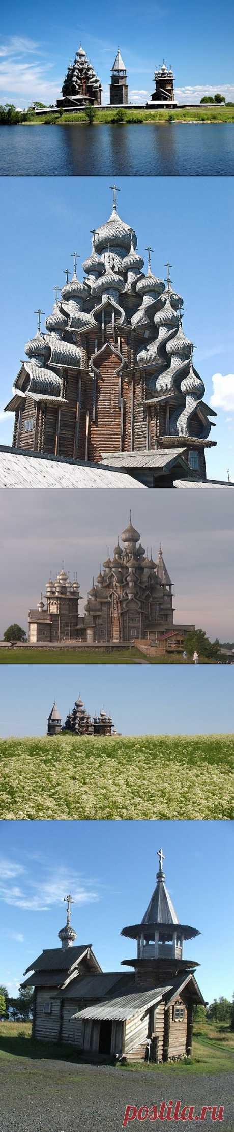 (+1) комм - Кижи. Шедевры русских зодчих в Карелии | Непутевые заметки