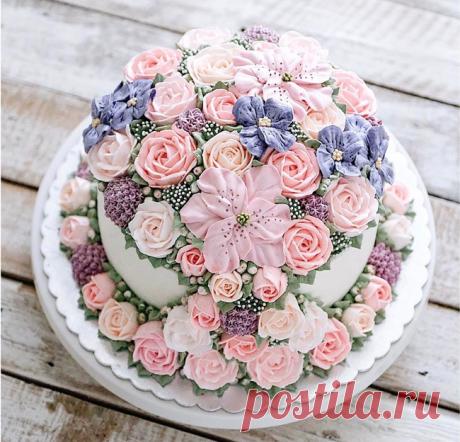 Письмо «сообщение Нина_Зобкова : Невероятно красивые весенние торты-цветы (23:04 25-02-2019) [5144691/450371986]» — Нина_Зобкова — Яндекс.Почта