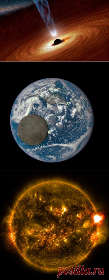Самые примечательные фото космоса — 2015 — Наука и жизнь