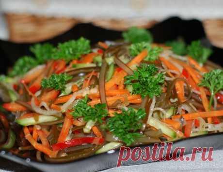 """Салат """"Дальний Восток"""" – кулинарный рецепт"""