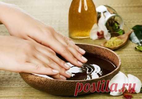 Рецепты красоты рук и ногтей с оливковым маслом.