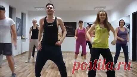 Позитив! Зумба - классный танец!