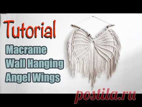 Панно Крылья Ангела
