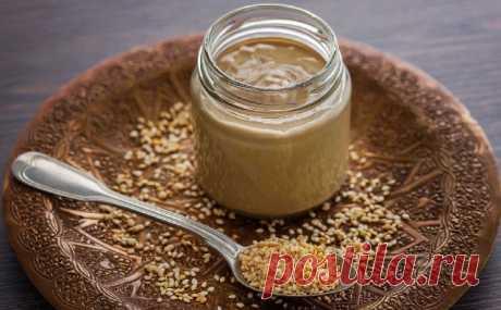 Рецепт целительной кунжутной пасты от гипертонии и высокого холестерина — СОВЕТ !!!