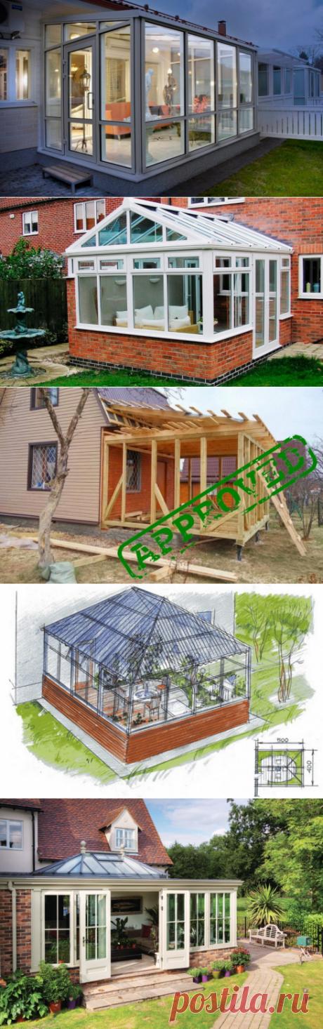 Веранда с пластиковыми окнами: как пристроить к частному дому своими руками, требования, проект, конструкция стен, пола, крыши