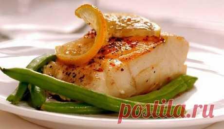 5 рыбных рецептов для полезного ужина