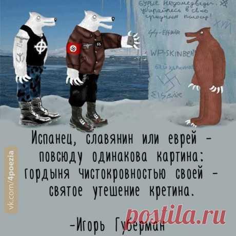#25июня - Всероссийский день национальной гордости по Губерману
