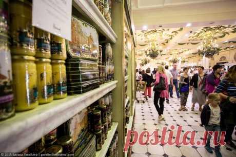 Бесплатные музеи и модный универмаг в Лондоне / Туристический спутник