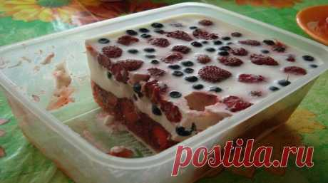 Very tasty to berries jelly it is simple and available to all