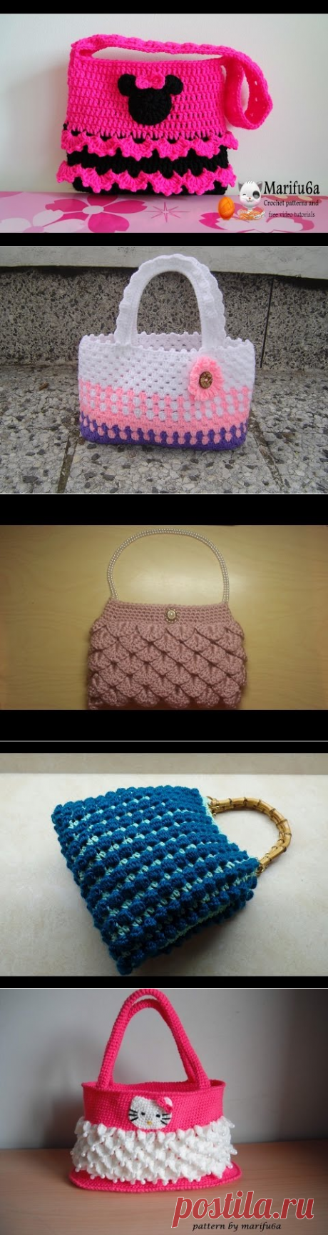 Posts Search Crochet Bags