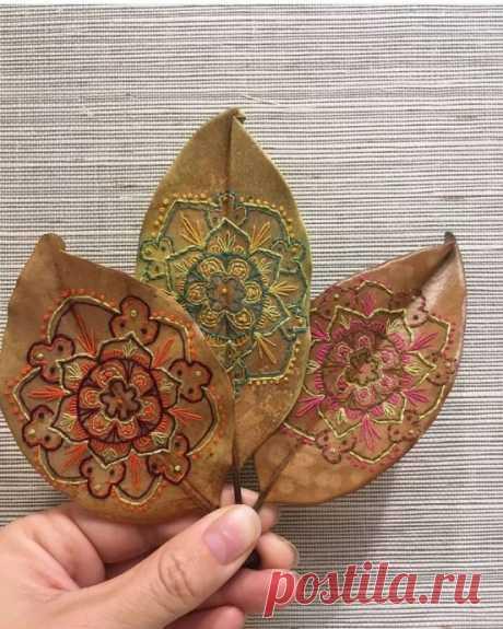 Игры с листьями лавра
