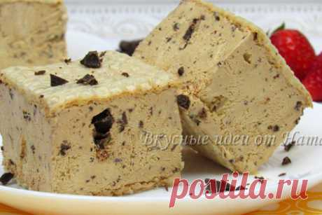 Домашнее мороженое крем-брюле – пошаговый рецепт с фотографиями