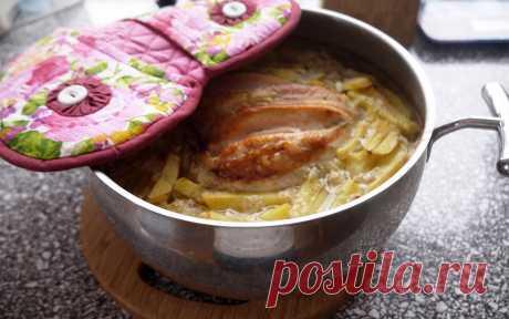 Готовлю картошку по рецепту моей свекрови. Всё просто, а получается вкусно. И продукты доступные | Куклы Марины Еремеевой | Яндекс Дзен