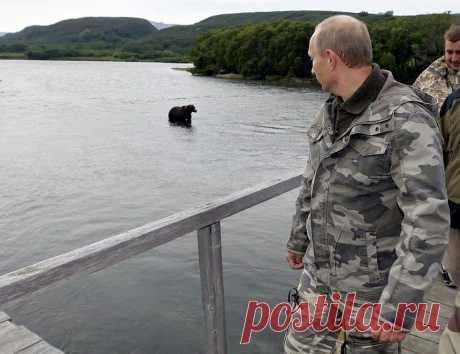 Путин назвал самое красивое место мира | Туризм