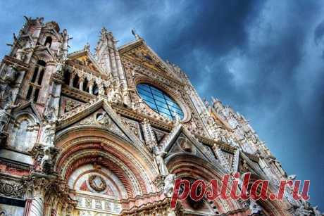 Сиенский собор, Италия - Путешествуем вместе