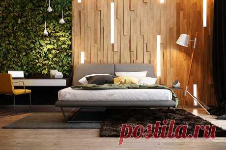 Эко-стиль в интерьере квартиры: особенности, черты