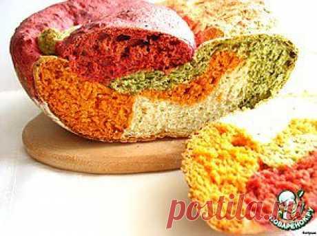 Австралийский овощной хлеб Il Gianfornaio - кулинарный рецепт
