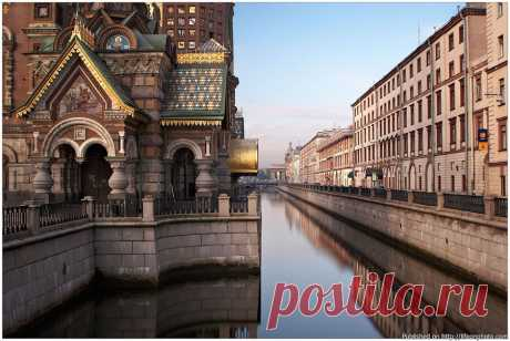 Красивейшие фотографии Санкт-Перербурга. Фотограф Лукс Сергей