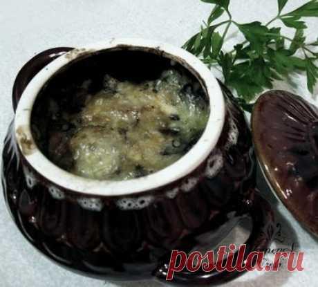 Тушеные овощи с рыбой в горшочках | Женское кредо
