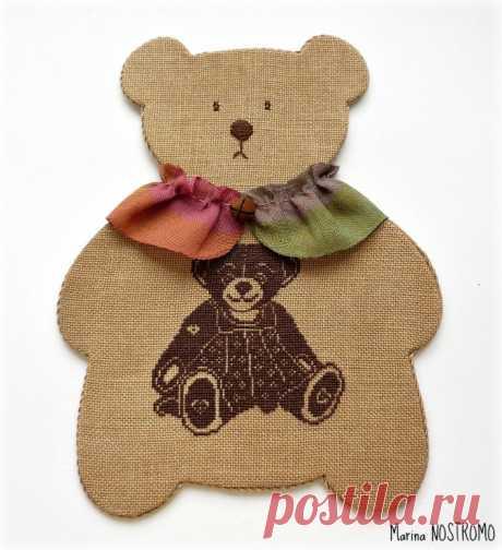 (6) Gallery.ru / Au Coeur de L'Enfance - My embroidery - NOSTROMO22