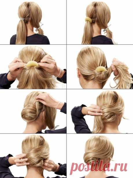 Festliche Frisuren: Festfrisuren selber machen
