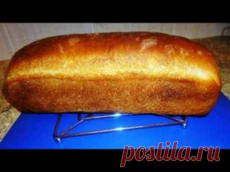 Хлеб на сыворотке - кулинарный рецепт