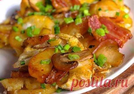5 рецептов беспроигрышных блюд из картофеля.