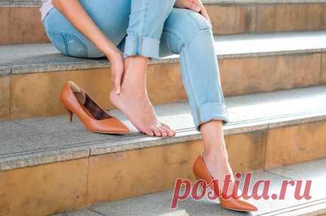 На какие заболевания укажет состояние ног / Будьте здоровы