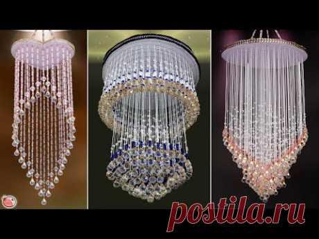 10 All..... Beautiful Peals Wall Hanging Ideas !!! DIY Jhumar Making