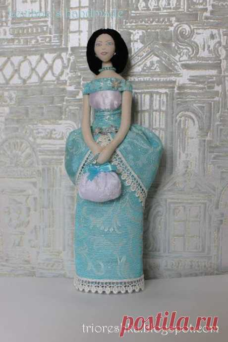 "Тряпиенс - ""Кукла моей мечты""."