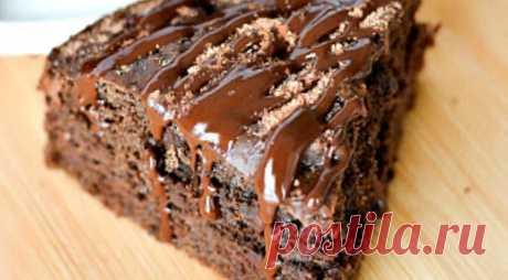 Chocolate tortin on Gastronom.ru