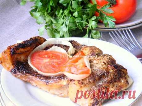 Толстолобик, запеченный в духовке, рецепт с фото.