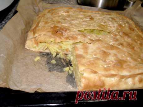 Пирог с картошкой. Еще один рецепт моей свекрови | Куклы Марины Еремеевой | Яндекс Дзен