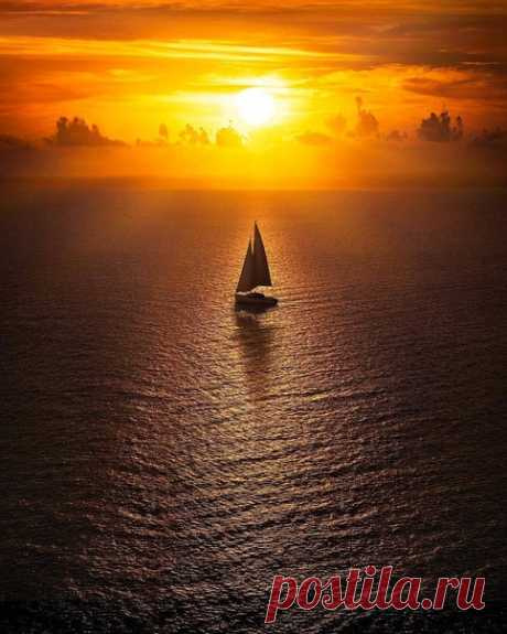 Ты поешь песню не для того, чтобы добраться до последней ноты. Радость доставляет само пение. То же самое касается жизни. Радость в том, чтобы жить.