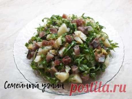 Салат из сельди - лучшая закуска - Простые рецепты Овкусе.ру