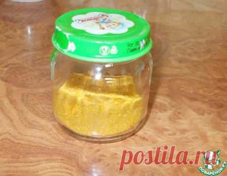 Имеретинский шафран – кулинарный рецепт