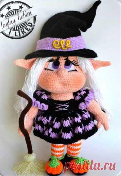 Ведьмочка-Милашка by LayLay Hobim.