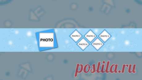 Картинка Мальчик - фон для шапки ютуба 2560x1440, скачивайте бесплатно на сайте SY.
