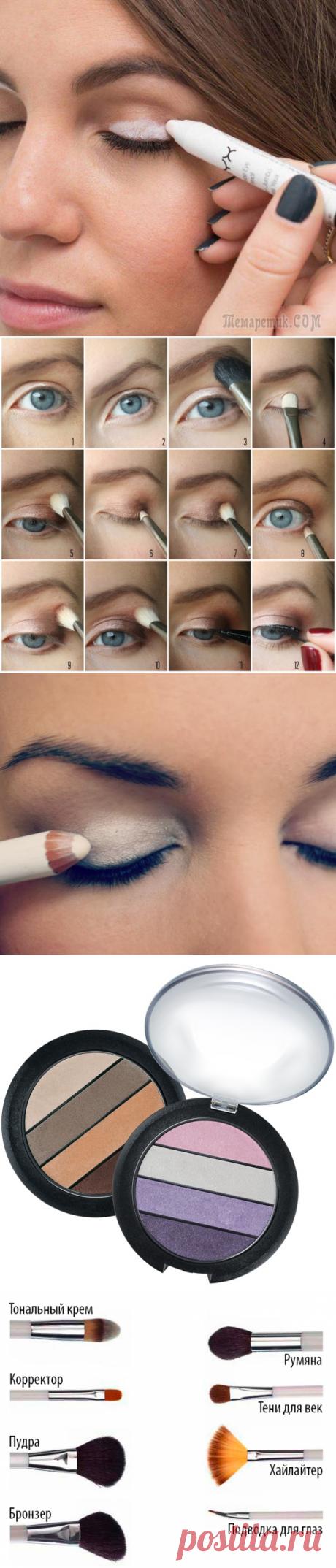 17 хитростей макияжа глаз, которые должна знать каждая девушка