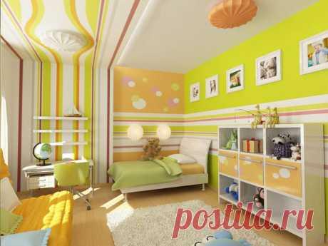 Несколько советов как оформить детскую комнату. Советы дизайнерам-самоучкам | BOMROMCOM - лайфхак для жизни | Яндекс Дзен