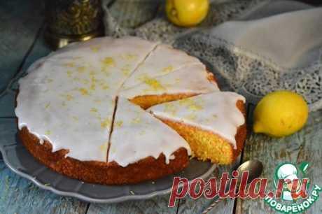 Морковно-кокосовый пирог – кулинарный рецепт